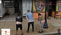 St. Louis Heroes Give Google a Cheeky Welcome From Cherokee Street