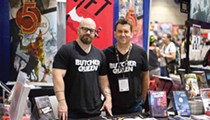 St. Louis' Jim Ousley and Ben Sawyer Release <i>Butcher Queen</i> Sci-fi Comic Series
