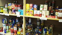 St. Louis Food Bank Gets Generous Donation From Football Star Pierre Desir