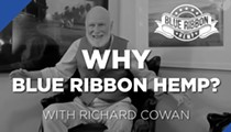 The Story Behind Blue RIbbon Hemp CBD Products for Seniors