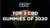 The Best 3 CBD Gummies of 2020