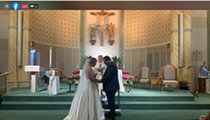 Couple Livestreams Wedding as COVID-19 Prevents Celebration