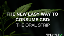 The New Way To Consume CBD - The Oral Strip