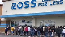 Crowds Line Up to Get Into Missouri Ross Store Because... Why?