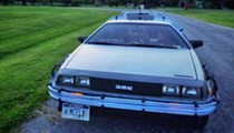 DeLorean Time Machine Car For Sale in St. Louis