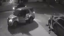 New Video Shows Florissant Detective Ram Man With SUV Before Beating