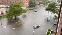 Some WAP (Wet-Ass Precipitation) Is Causing Flash Flooding in St. Louis Today