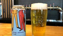 Rockwell Brewing Company Releases Crisp Chinos Rice Lager