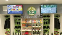 Dispensary Review: Tommy Chims Smokes Nature Med's Weed