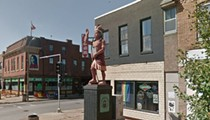 Cherokee Street Statue Removed After Community Vote