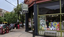 Left Bank Books Pencils in Several Authors For October Events