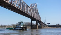 St. Louis Man Drowns After Trying to Swim Across the Mississippi