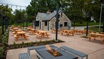 Rockwell Beer Garden in Francis Park Opens Today
