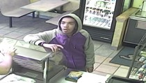 Subway Robber Pays Bill, Steals Back Cash