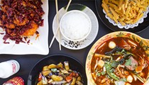 Review: Cate Zone Triumphs, with Authentic (and Delicious) Chinese Food