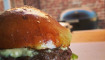 You Can Eat Scott Davis' Delectable Burgers at Gezellig on Fridays