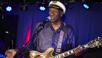 LouFest Chuck Berry Tribute to Include Members of the Roots, Spoon, Dave Matthews Band