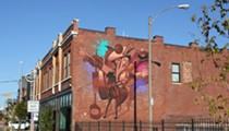 Food-Focused Mural in the Grove Leads to Questions About Race — and Erasure
