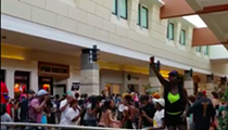 Protesters March Through West County Mall, Leading to Temporary Shut-Down