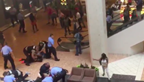 County Police Shut Down Protest at St. Louis Galleria