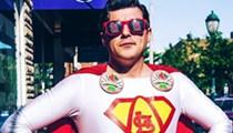 St. Louis Superman Announces His Final Year at Busch Stadium