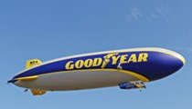 The Goodyear Blimp Is Coming to St. Louis