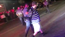 Five Protesters Arrested in Ferguson During 'Liberation Party'
