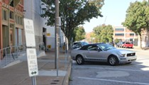 Back-In Angle Parking Is in St. Louis to Stay. We'd Better Get Used to It