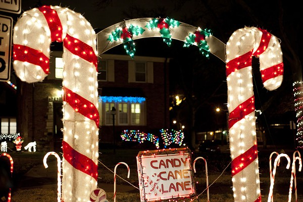 St. Louis Hills Christmas Lights | Slideshows | St. Louis News And Events |  Riverfront Times