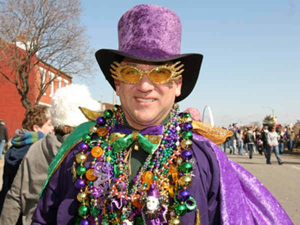 Top 10 Mardi Gras Costumes  sc 1 st  Riverfront Times & Top 10 Mardi Gras Costumes | Slideshows | St. Louis News and Events ...