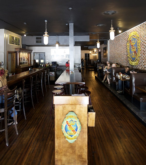 Three Kings Public House in the Delmar Loop | St. Louis ...