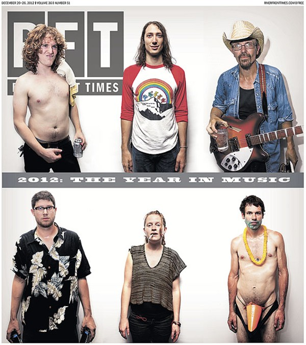 20 Memorable RFT Covers of 2012