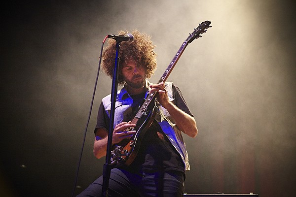 Wolfmother at the Pageant