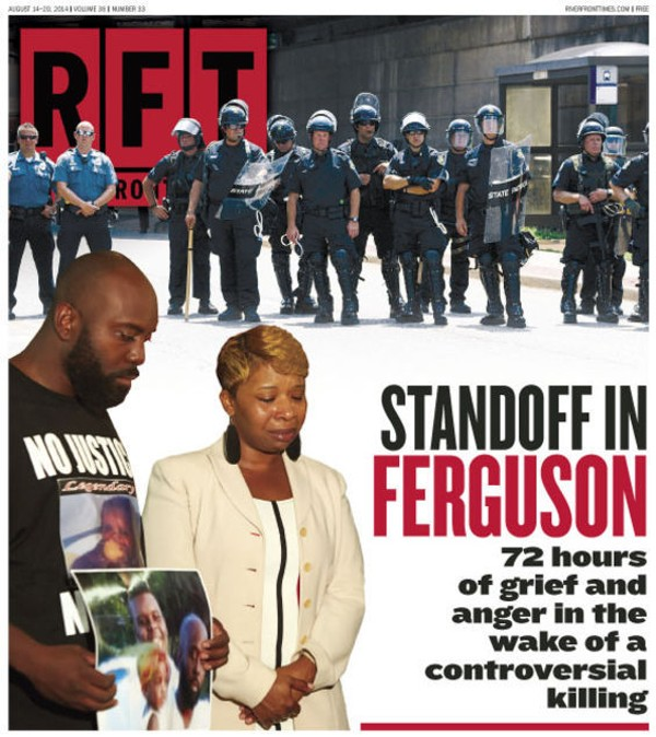 Michael Brown and Ferguson: The Story in Photos