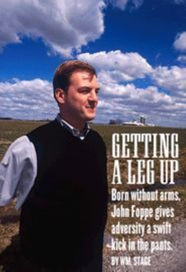 Getting a Leg Up | Feature | St  Louis | St  Louis News and Events