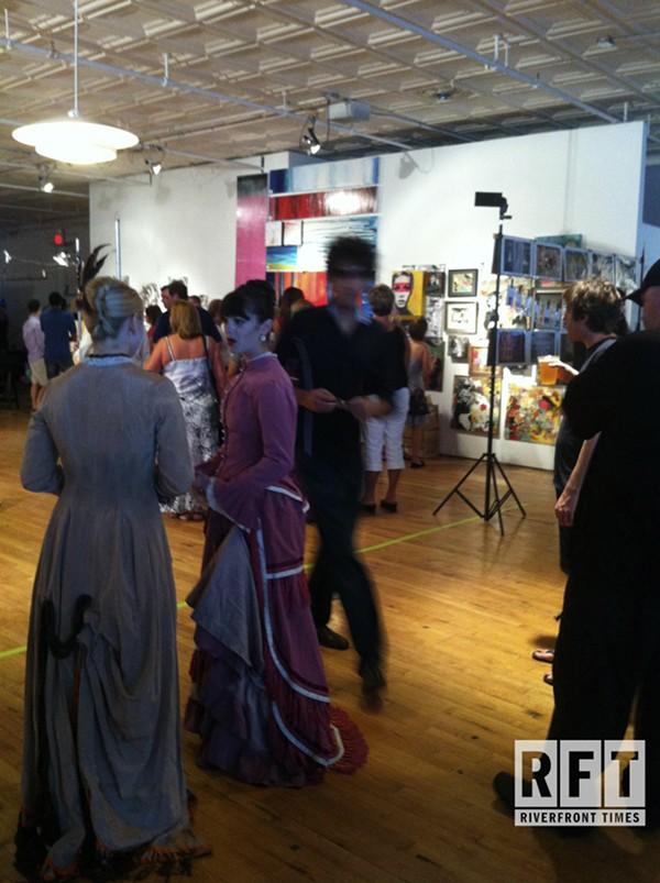 RAW Artists Event