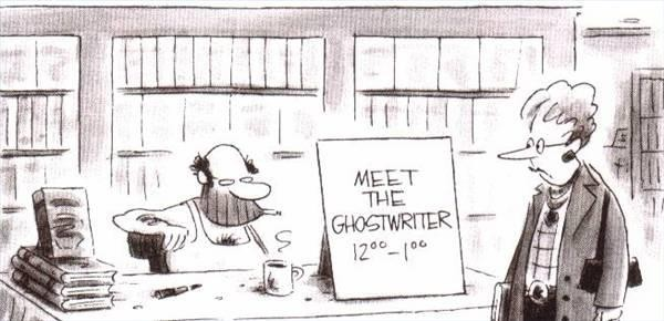 Bachelor Thesis Ghostwriter