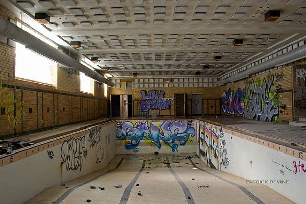 Post Apocalyptic Portraits Of Abandoned Ymca Taken By St