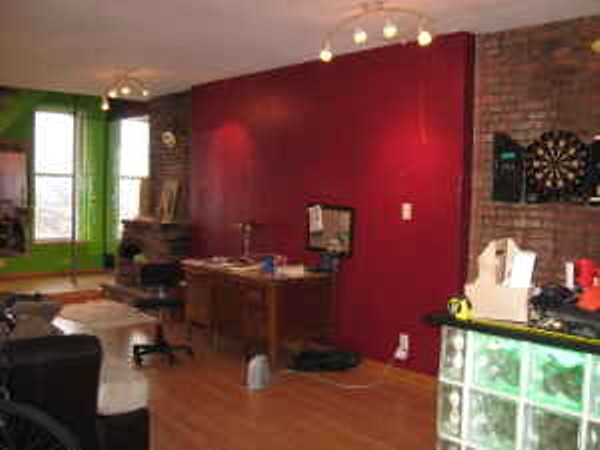 . For Rent  One Lovely Soulard Loft With Stripper Pole   News Blog
