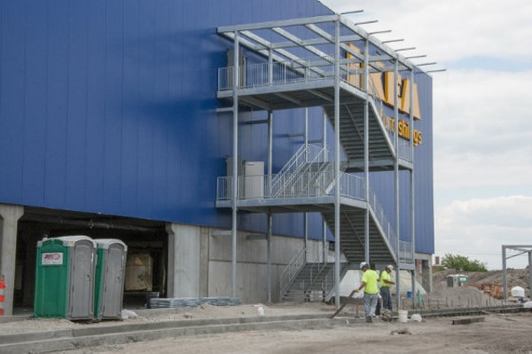 expedite stl st louis ikea delivery business rethinks strategy with new store on the way. Black Bedroom Furniture Sets. Home Design Ideas