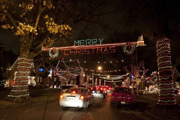 Set Christmas Lights To Music