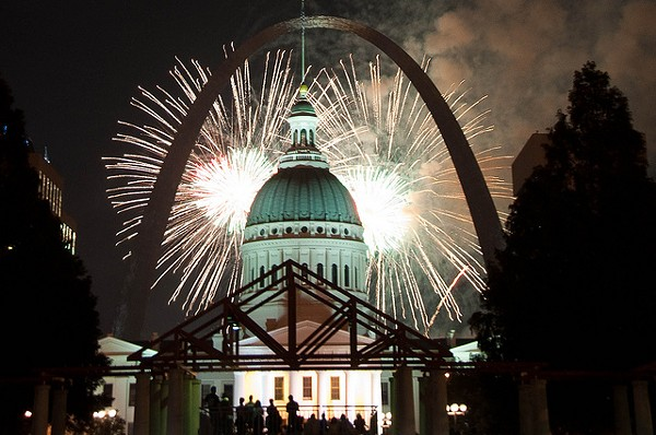9 Places To Watch Fourth Of July Fireworks That Aren T