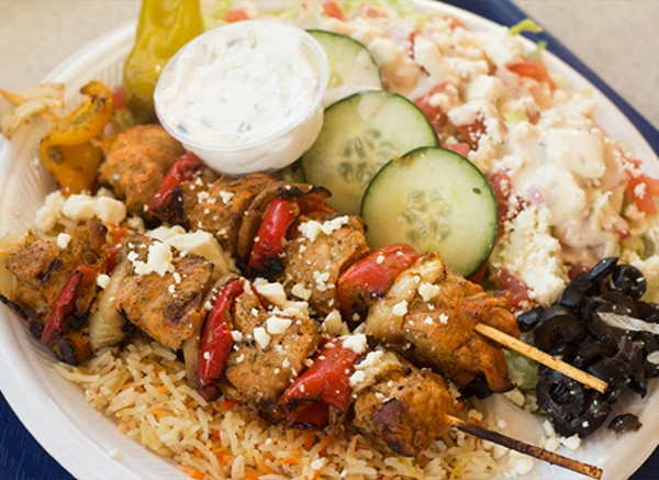 St louis taco pita grill greek mexican and american - Mexican american cuisine ...