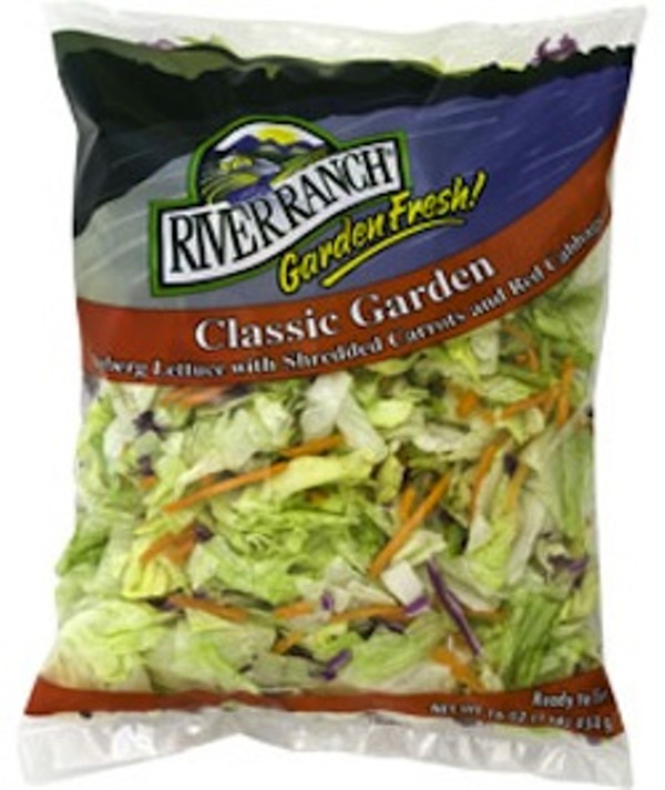 Bagged Salad Recall Expands Nationwide Food Blog