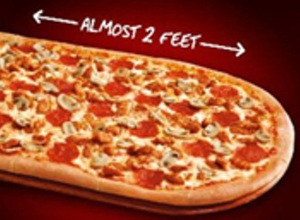 Pizza Hut Brings The Big Italybut What Ever Became Of