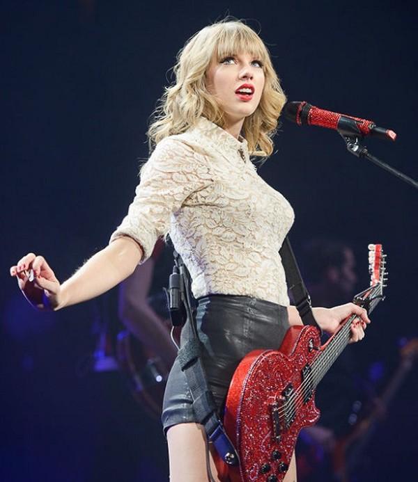 Taylor Swift Red Tour Setlist Ed Sheeran