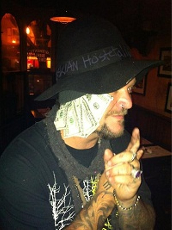 Bam Margera's Video for Terrible New Song