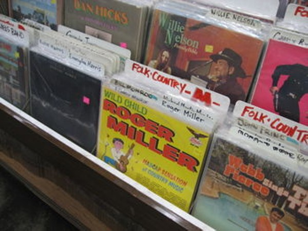 National Record Store Day At Vintage Vinyl Video From