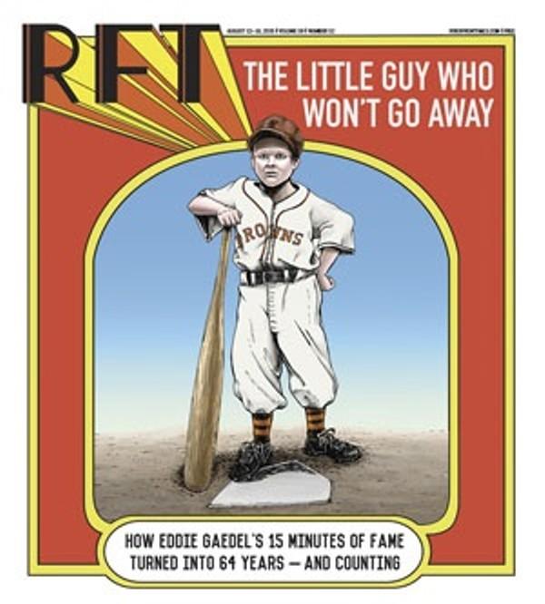 536c2bfc8799e7 Eddie Gaedel  The Little Guy Who Won t Go Away