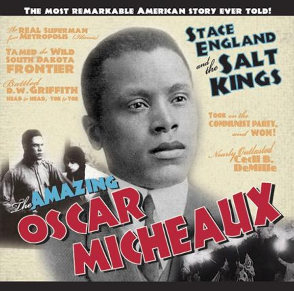 a biography of oscar micheaux a filmmaker Oscar micheaux: the great and only: the life of america's first black filmmaker by patrick mcgilligan harper collins, 402 pp, $2995 the first time i.